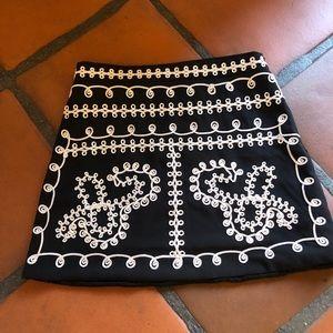 LF crochet skirt